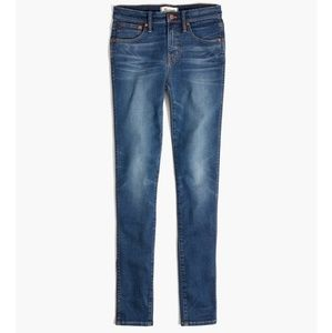 Madewell High Riser Skinny Jeans size 25